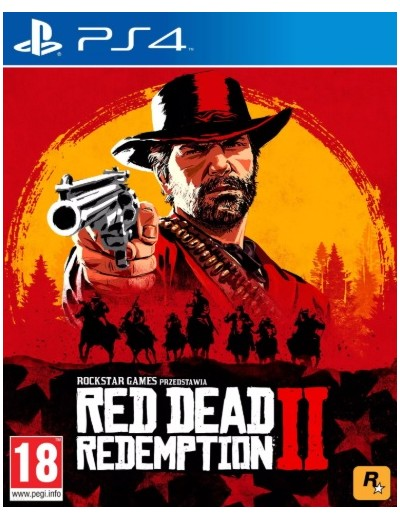 Red Dead Redemption II PS4 POL Używana
