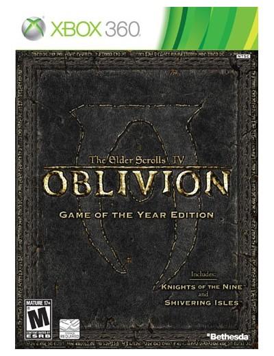 The Elder Scrolls IV: Oblivion 5th Anniversary Edition XBOX360 ANG Używana