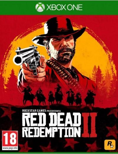 Red Dead Redemption II XBOXOne POL Używana