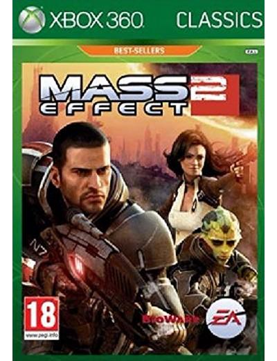 Mass Effect 2 XBOX360 POL Używana
