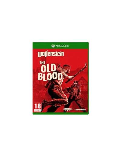 Wolfenstein: The Old Blood XBOXOne POL Używana