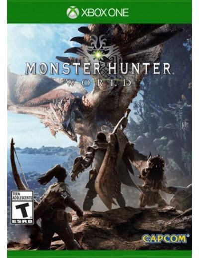 Monster Hunter: World XBOXOne POL Używana