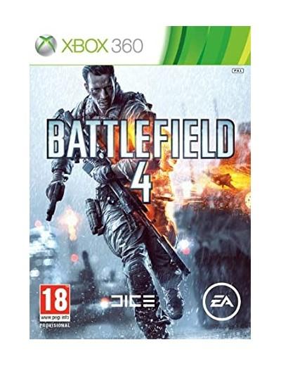 Battlefield 4 XBOX360 POL Używana