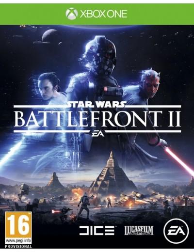 Star Wars Battlefront II XBOXOne POL Używana