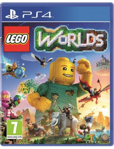 LEGO Worlds PS4 POL Używana