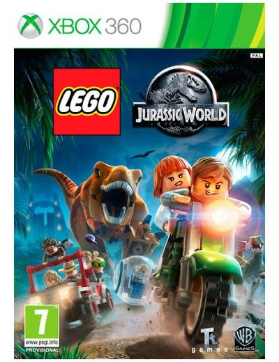 LEGO Jurassic World XBOX360 POL Nowa