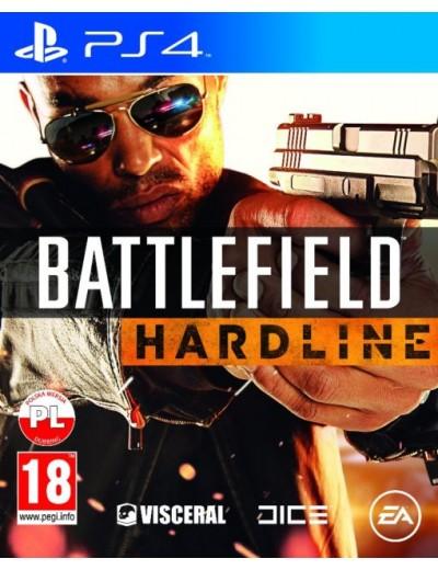 Battlefield Hardline PS4 POL Używana