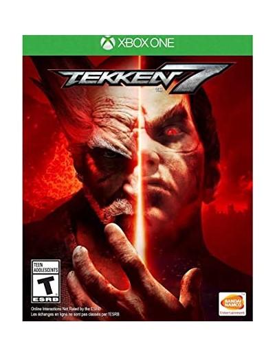 Tekken 7 XBOXOne ANG Używana