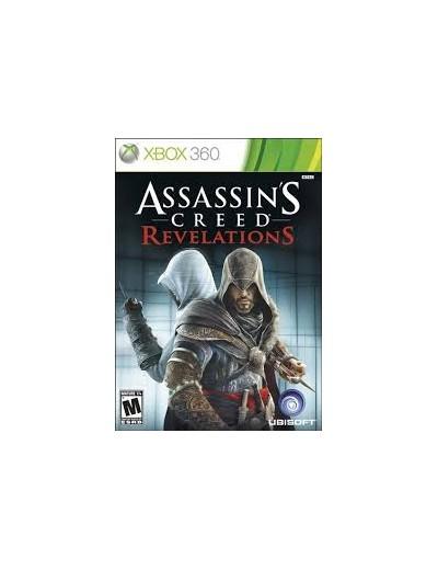 Assassin's Creed: Revelations XBOX360 ANG Używana