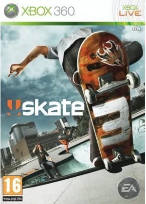SKATE 3 XBOX360 ANG Używana