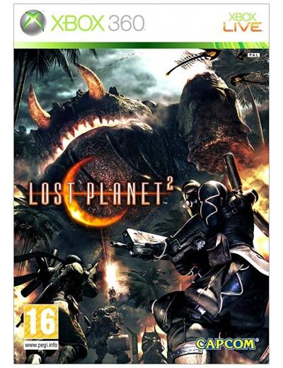 Lost Planet 2 XBOX360 ANG Używana