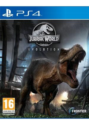 Jurassic World Evolution PS4 ANG Używana