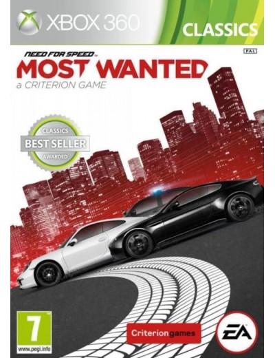 Need for Speed: Most Wanted XBOX360 POL Używana