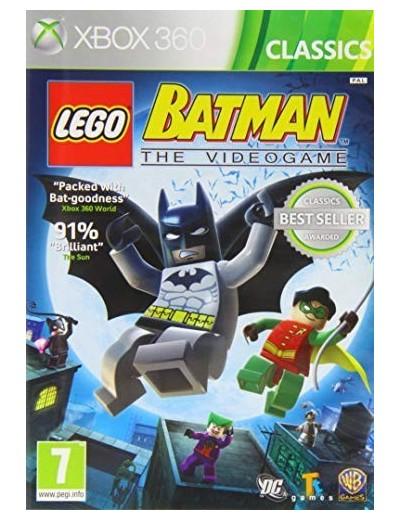 LEGO Batman: The Videogame XBOX360 ANG Nowa