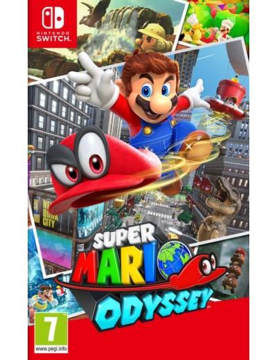 Super Mario Odyssey Nintendo Switch ANG Używana