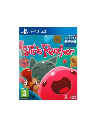 Slime Rancher PS4 ANG Używana