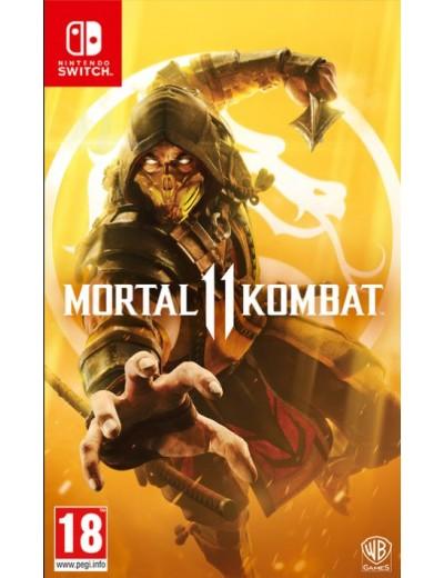 Mortal Kombat 11 Nintendo Switch ANG Używana
