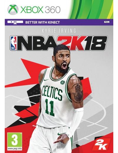 NBA 2K18 XBOX360 ANG Używana