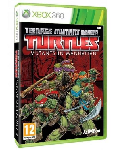 Teenage Mutant Ninja Turtles:Mutants in Manhatan XBOX360 ANG Używana