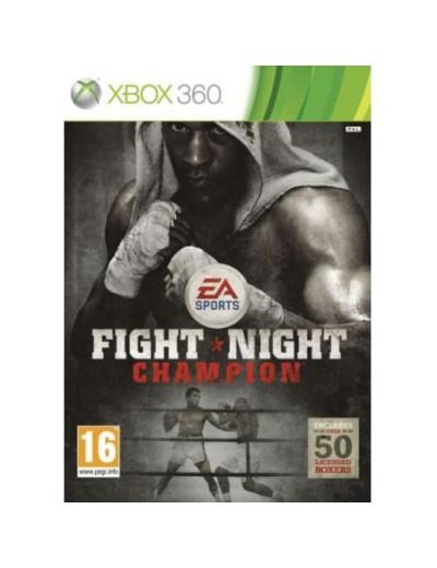 Fight Night Champion XBOX360 ANG Nowa