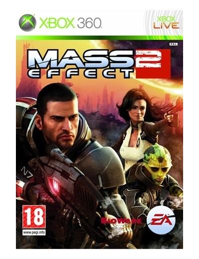 Mass Effect 2 XBOX360 ANG Używana