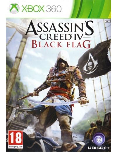 Assassin's Creed IV Black Flag XBOX360 POL Używana