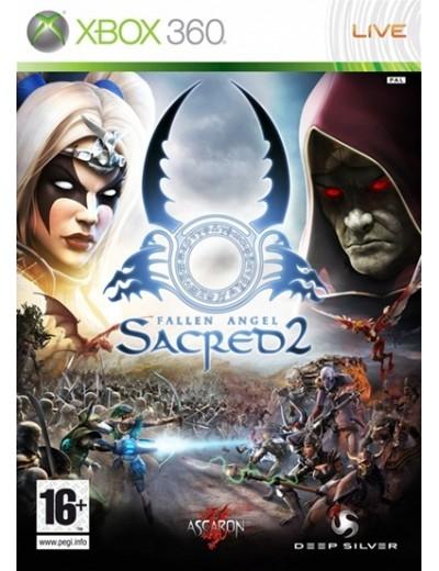 Sacred 2: Fallen Angel XBOX360 ANG Używana