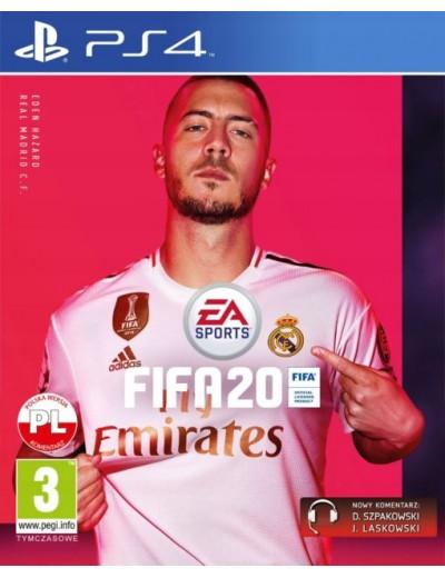 FIFA 20 PS4 POL Używana