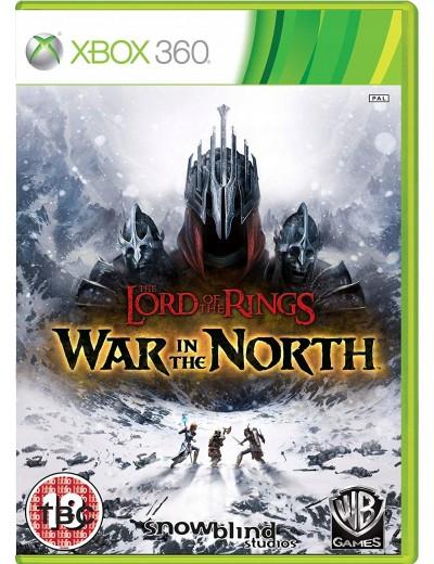 Władca Pierścieni: Wojna na Północy XBOX360 POL Nowa