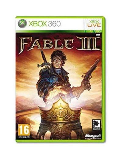 Fable III XBOX360 POL Używana