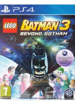LEGO Batman 3: Beyond Gotham PS4 POL Używana