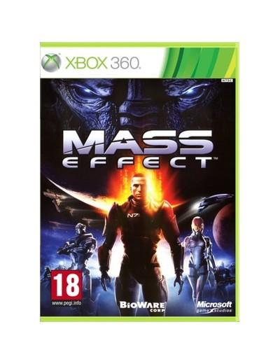 Mass Effect 1 XBOX360 ANG Używana