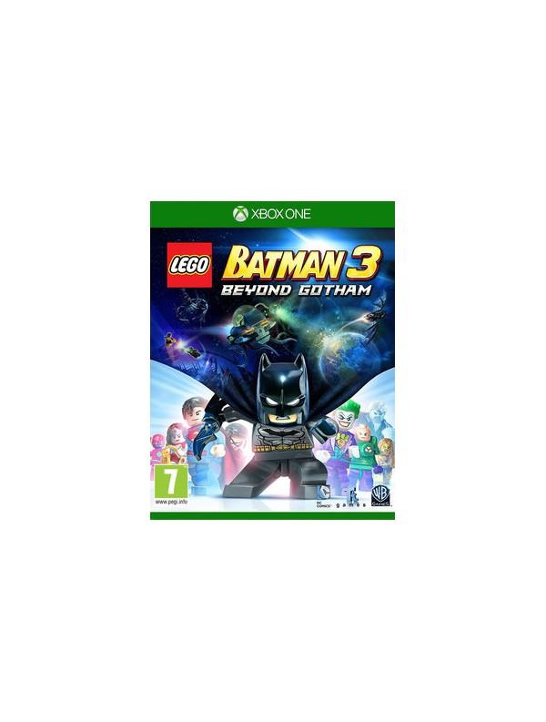 LEGO Batman 3: Beyond Gotham XBOXOne POL Nowa