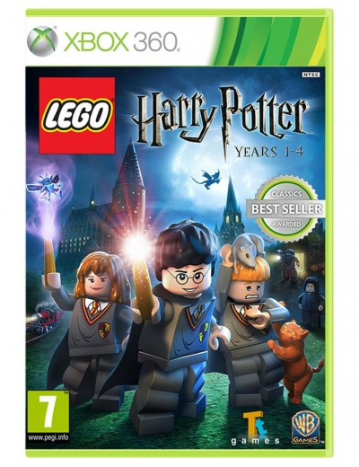 LEGO Harry Potter: Years 1-4 XBOX360 ANG Używana