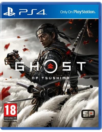Ghost of Tsushima PS4 POL Używana