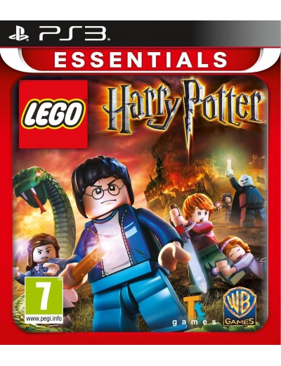 LEGO Harry Potter: Years 5-7 PS3 ANG Nowa
