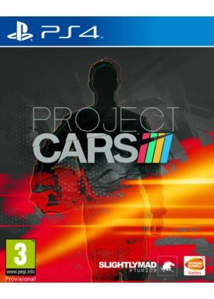 Project CARS PS4 POL Używana