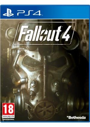 Fallout 4 PS4 POL Używana