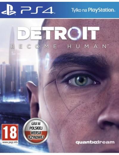 Detroit: Become Human PS4 POL Nowa