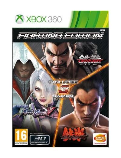 Fighting Edition XBOX360 ANG Nowa