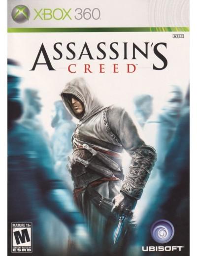Assassin's Creed XBOX360 ANG Używana