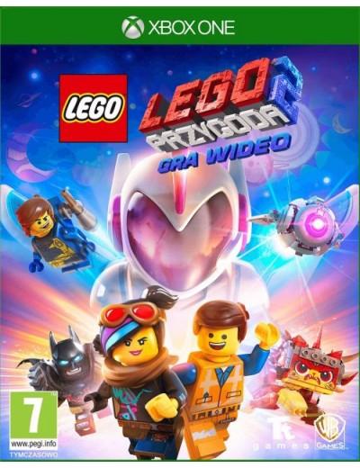 Lego Przygoda 2 XBOXOne POL Nowa
