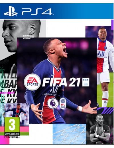 FIFA 21 PS4 POL Używana