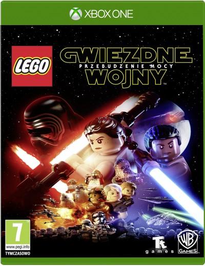 Lego Star Wars Przebudzenie Mocy XBOXOne POL Nowa