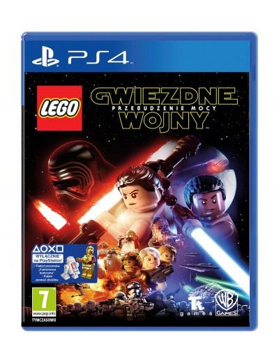 Lego Star Wars Przebudzenie Mocy PS4 POL Nowa