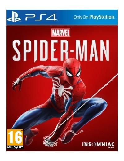 Spider-Man PS4 POL Używana
