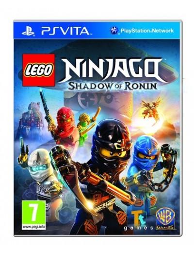LEGO Ninjago: Shadow of Ronin PS Vita ANG Nowa