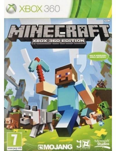 Minecraft: Xbox 360 Edition XBOX360 ANG Używana