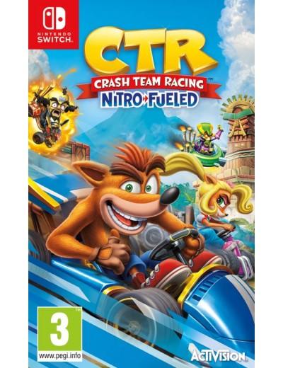 Crash Team Racing Nitro Fueled Nintendo Switch ANG Nowa