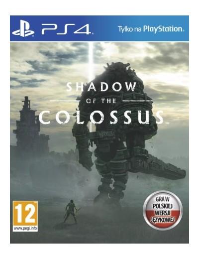 Shadow of the Colossus PS4 POL Używana